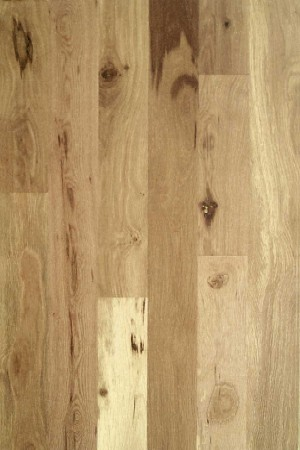 Solid SandFinish on Site  Ozark Hardwood Flooring