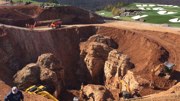 Top of Rock sinkhole_1455728442113.jpg