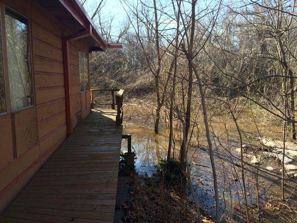 Sinkhole Back-Up, East Springfield