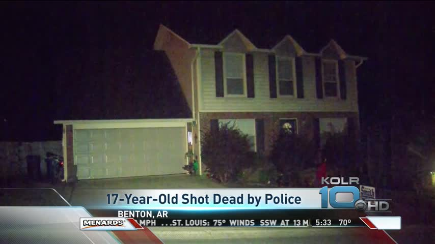 17-Year-Old Shot Dead by Police in Benton_74387451-159532