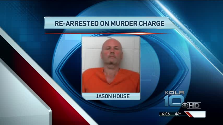 McDonald-s Shooter Re-Arrested on Murder Charge_62899201