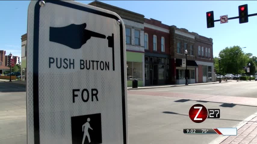 Pedestrian Safety Week To Begin in Missouri_46999215
