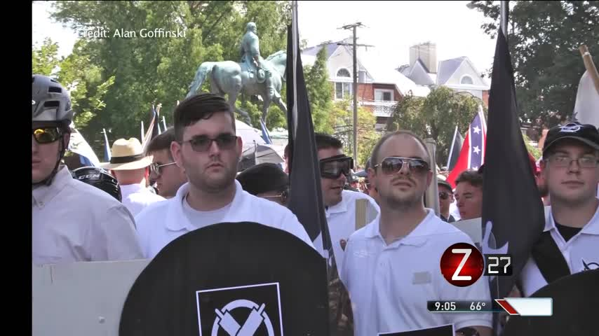 Charlottesville Protests Spark Solidarity Rallies_88841005