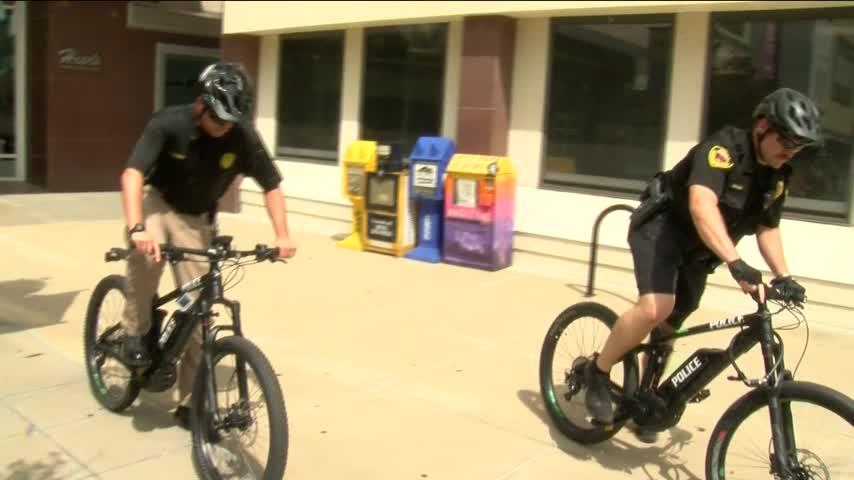 Springfield Police Get E Bikes_54207438