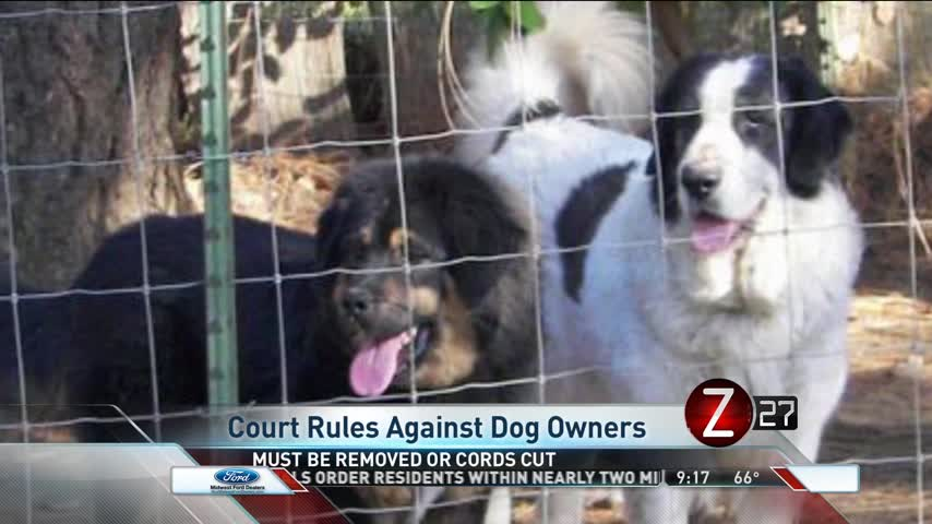 Oregon Couple Can Get Rid of Dogs or Cut Dogs- Vocal Cords_36484788