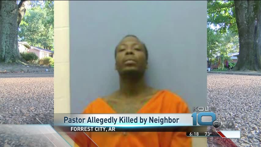 AR Pastor Allegedly Killed by Neighbor_40552005