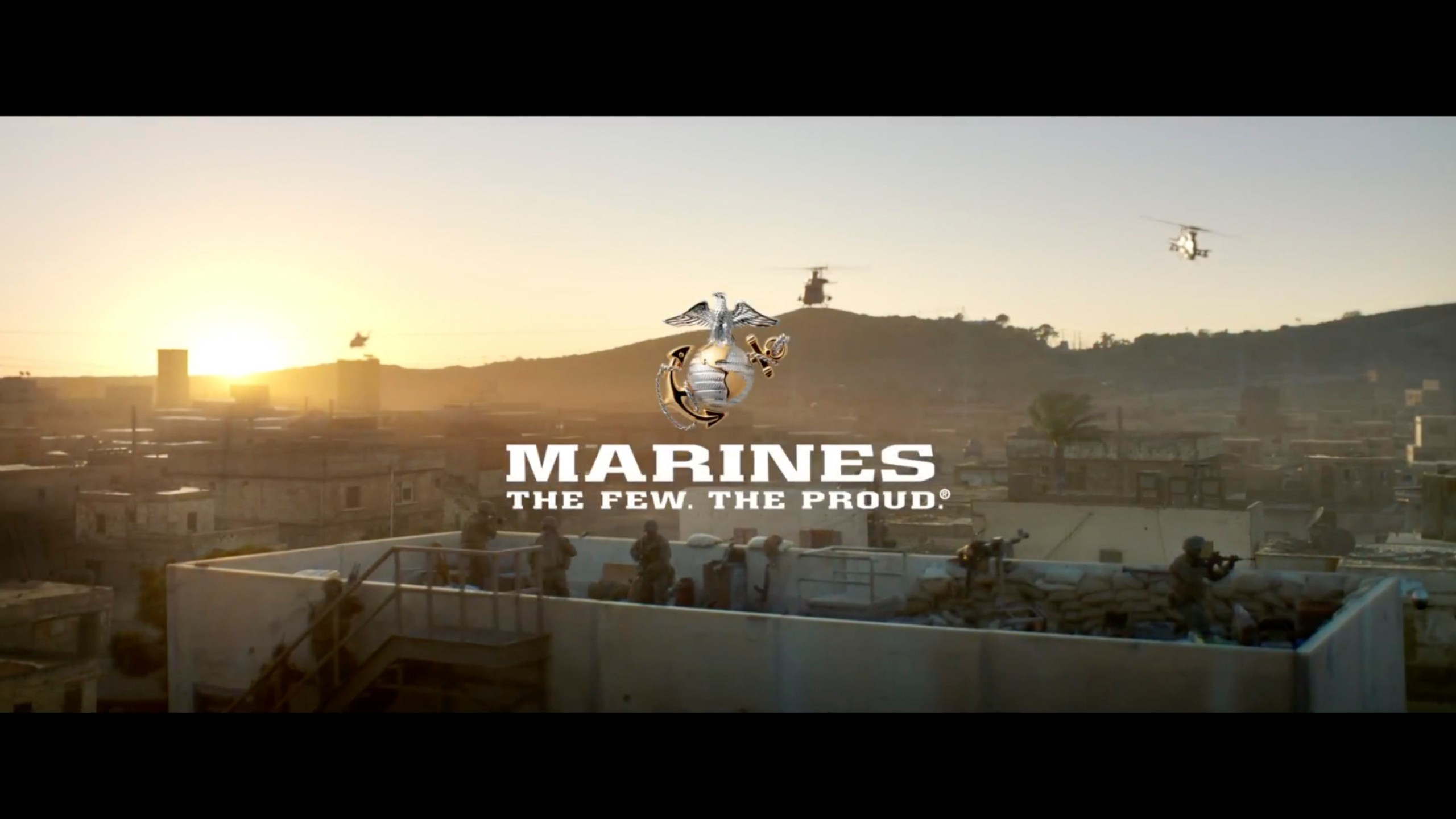 Marines Seek Young Tough Recruits In Super Bowl Ad