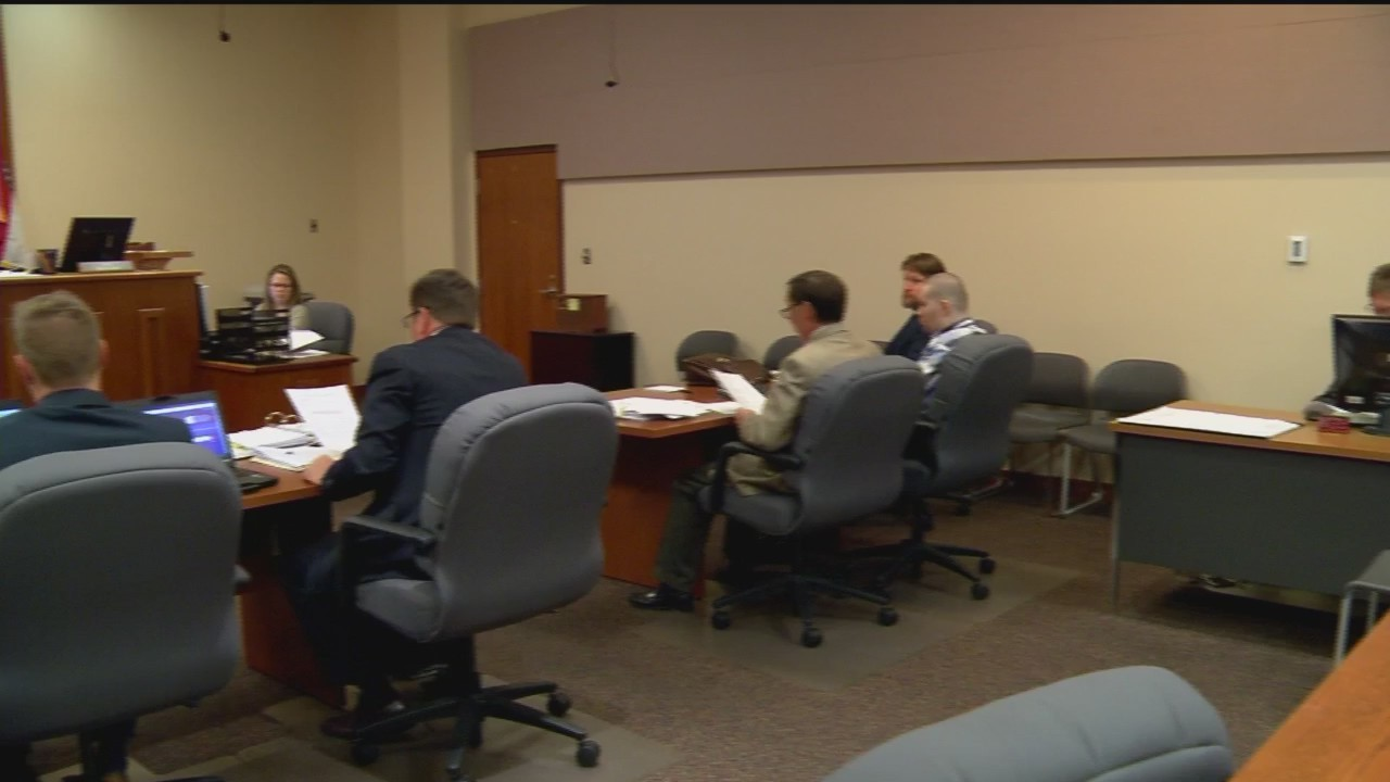 Jury Selection for Godejohn Trial