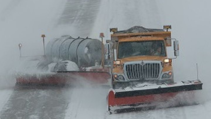 MoDOT Reminds Drivers to Use Caution During Winter Weather