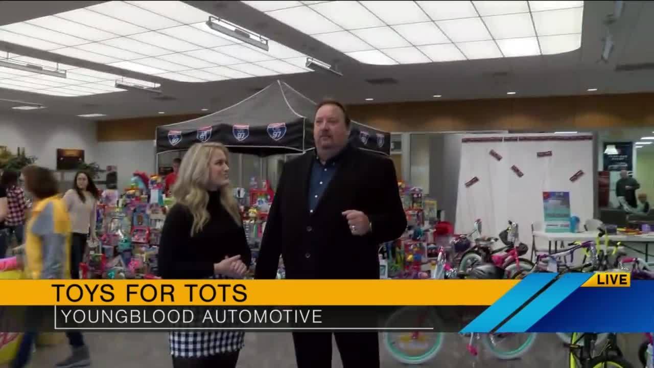 Ozarks FOX AM-Toys For Tots Kallie Report
