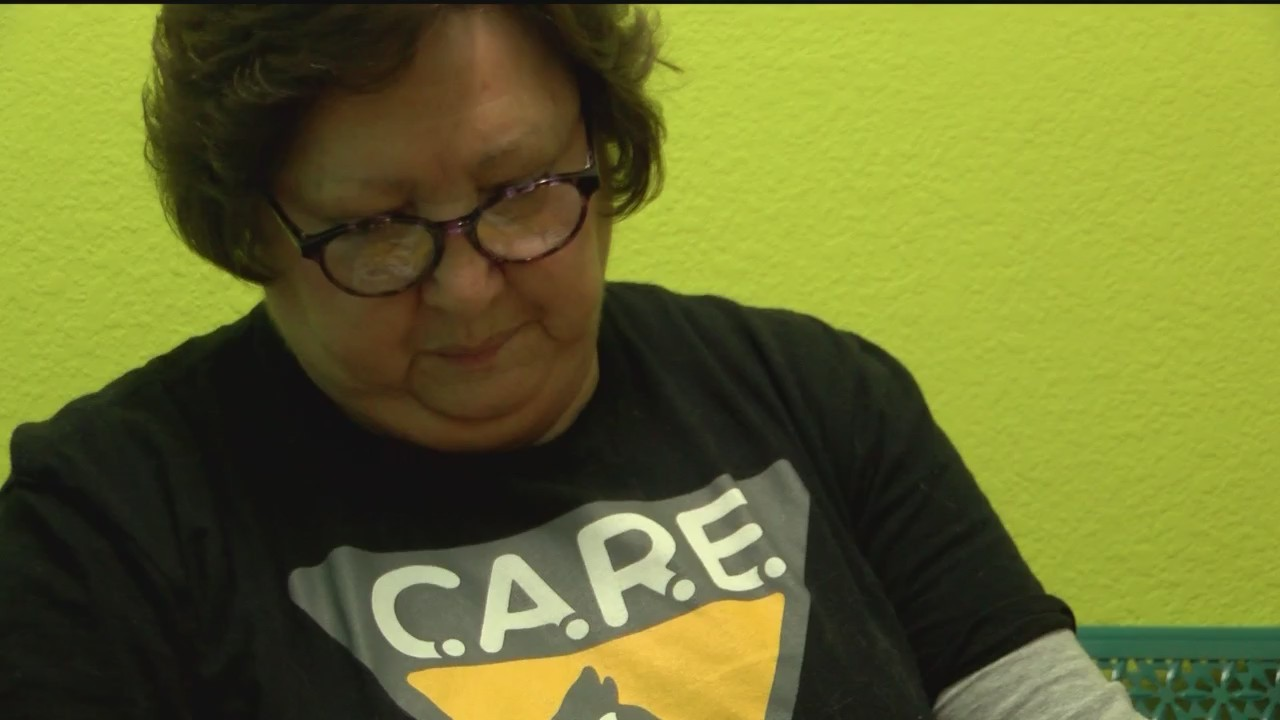 C.A.R.E Volunteer Gets Recognition for Her Dedication to Helping Stray Animals
