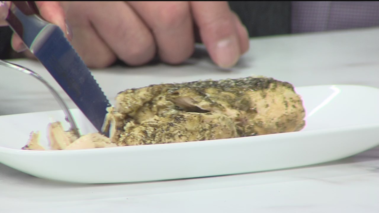 Pesto Chicken - Crock-Pot Craze - 3/14/19