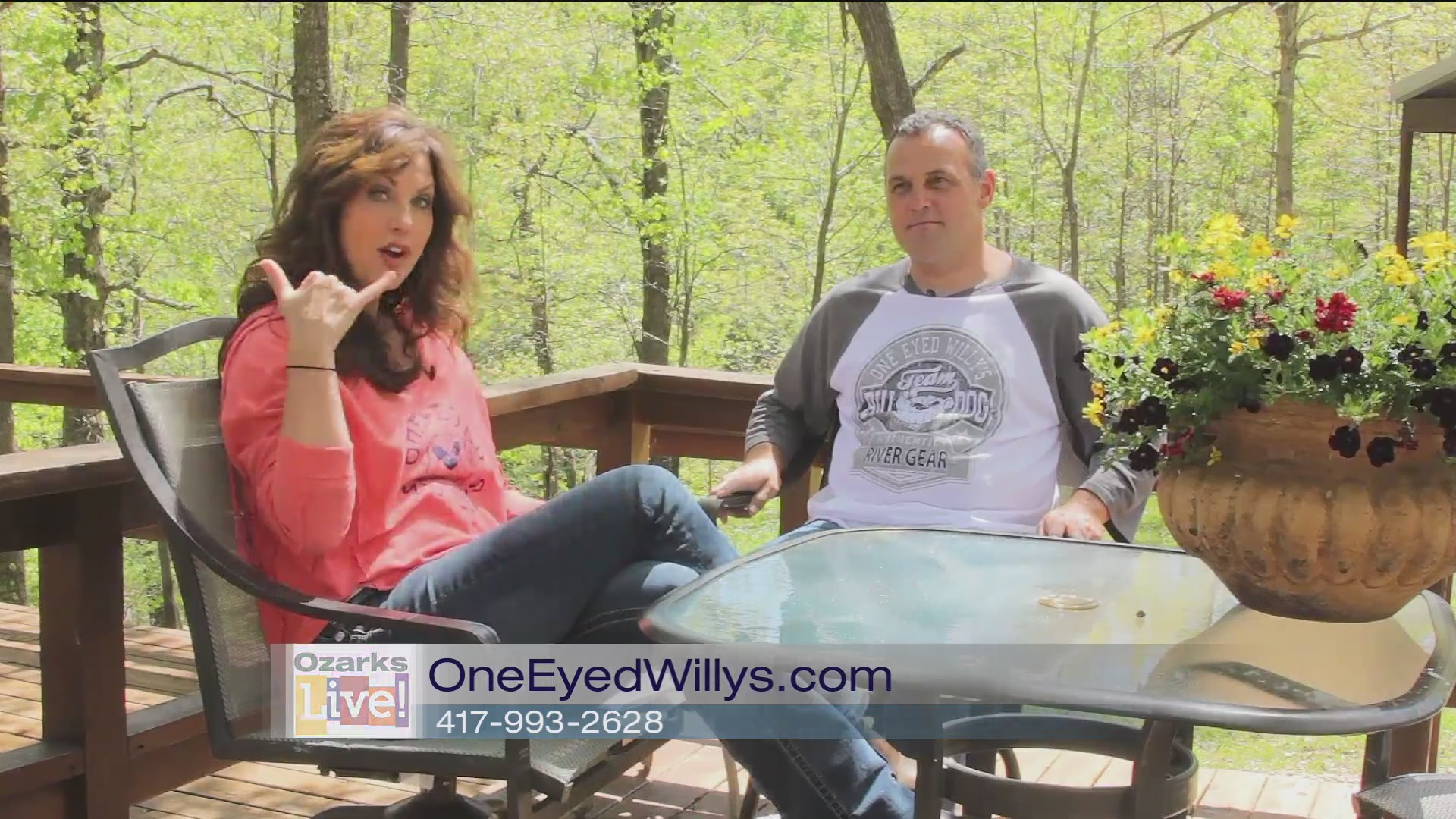 One Eyed Willy's Campground - 4/22/19