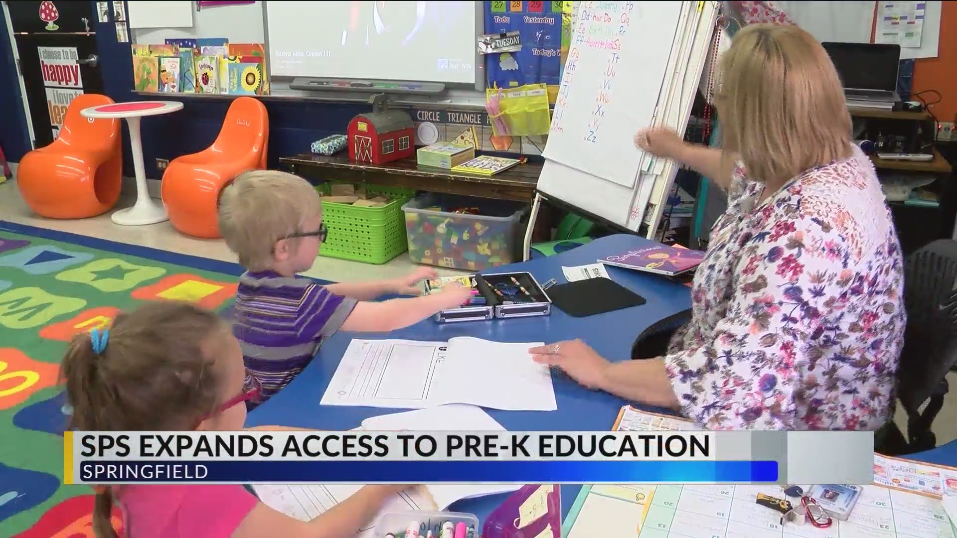 Springfield Public Schools to expand access to quality early childhood education