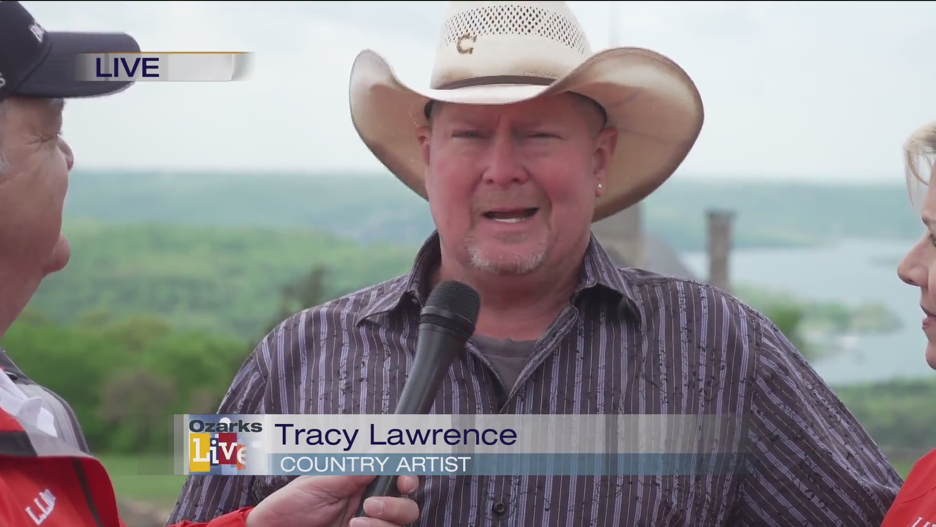 Tracy Lawrence - Legends of Golf - 4/25/19