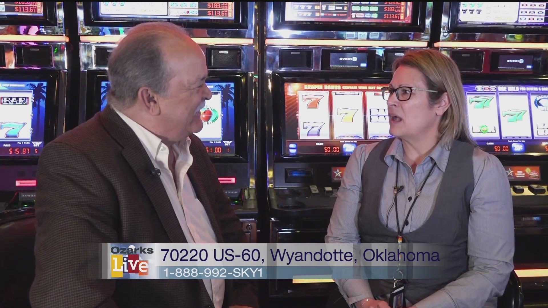 Indigo Sky Casino - 5/15/19