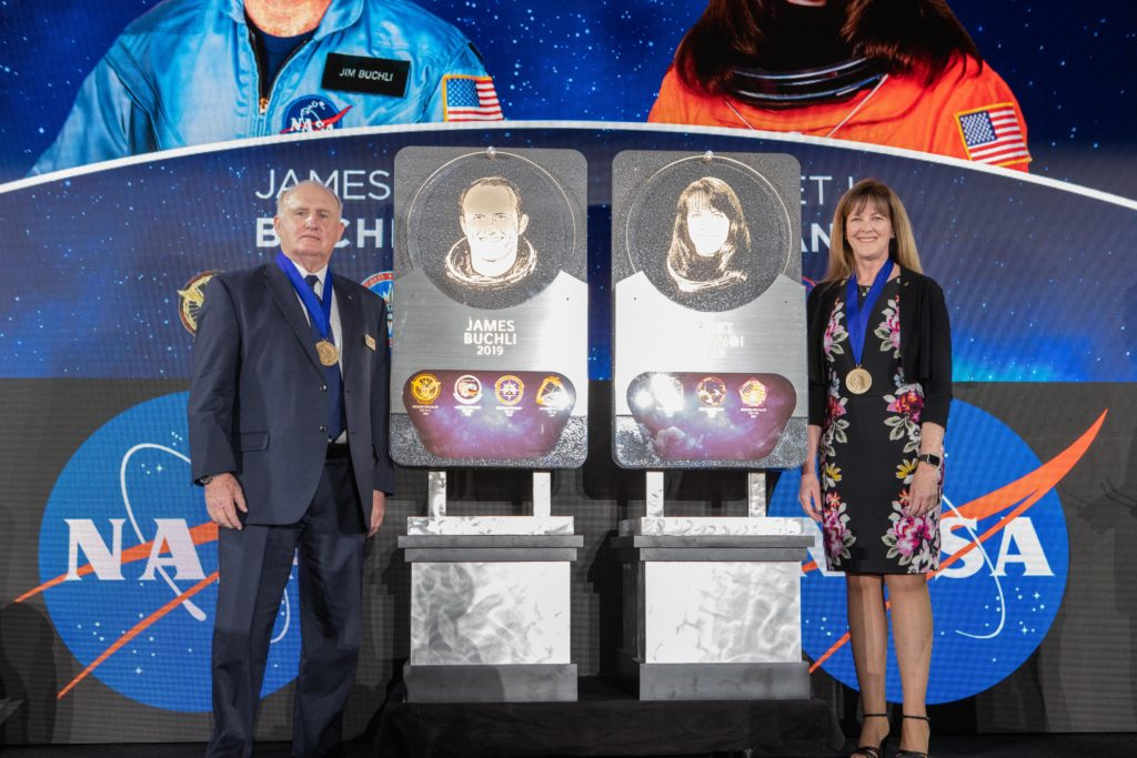 Astronaut Hall of Fame 2019 Induction Ceremony_1558530784918