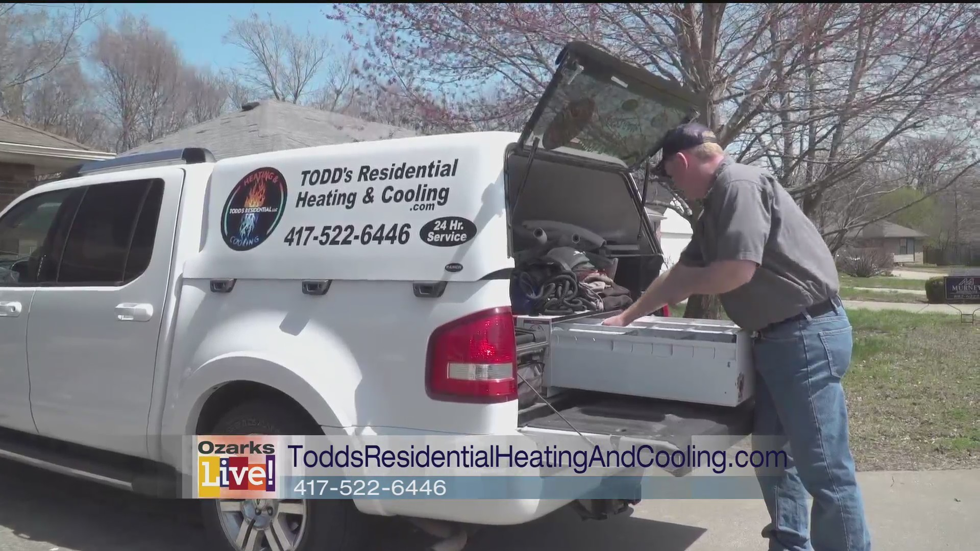 Todd's Residential Heating & Cooling - 5/9/19