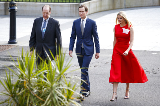 Ivanka Trump, Jared Kushner, David Malpass