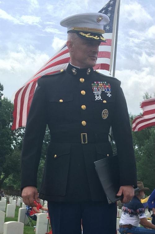 Ozarks Hero Timothy Allen Garrison
