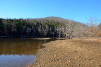 Table Rock Lake Entrance to Piney Creek - Winter 2011