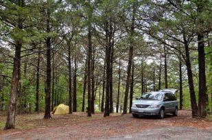 Campsite No. 27, Big Bay Campground