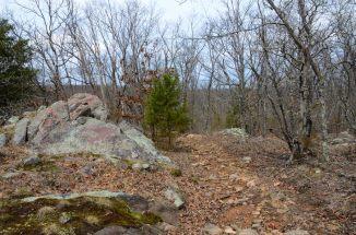Granite Boulders - Bell Mountain Wilderness
