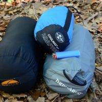 Gear Review: GoLite Ultralite 800 Fill 1 season quilt