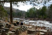 Marble Creek - Marble Creek Campground, Missouri