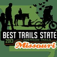 100 Missouri Miles Challenge. We've signed up, have you?