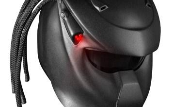 Photo of Predator Motorcycle Helmet