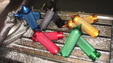 Photo of Creative Grips for Motorbikes