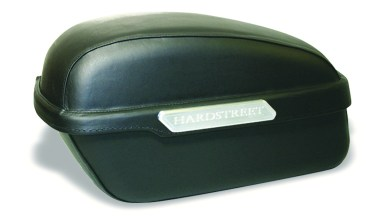 Photo of Leather-Wrapped Saddlebags