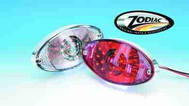 Photo of Super Slim Tail Light for Custom Motorcycles