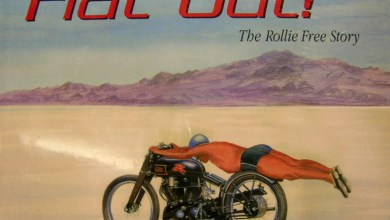Photo of Flat Out—The Rollie Free Story