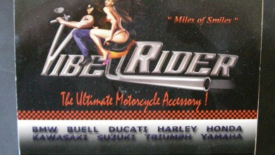 Photo of VIBE-RIDER: Miles of Smiles