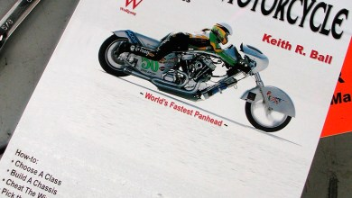 Photo of Build A Salt Flats Panhead Motorcycle