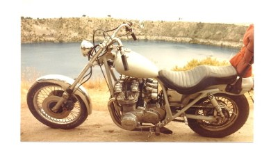 Photo of Looking for the Kawasaki Chopper of Old