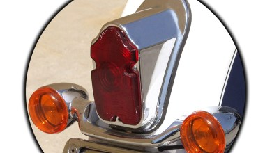 Photo of Tombstone Territory Tail Light