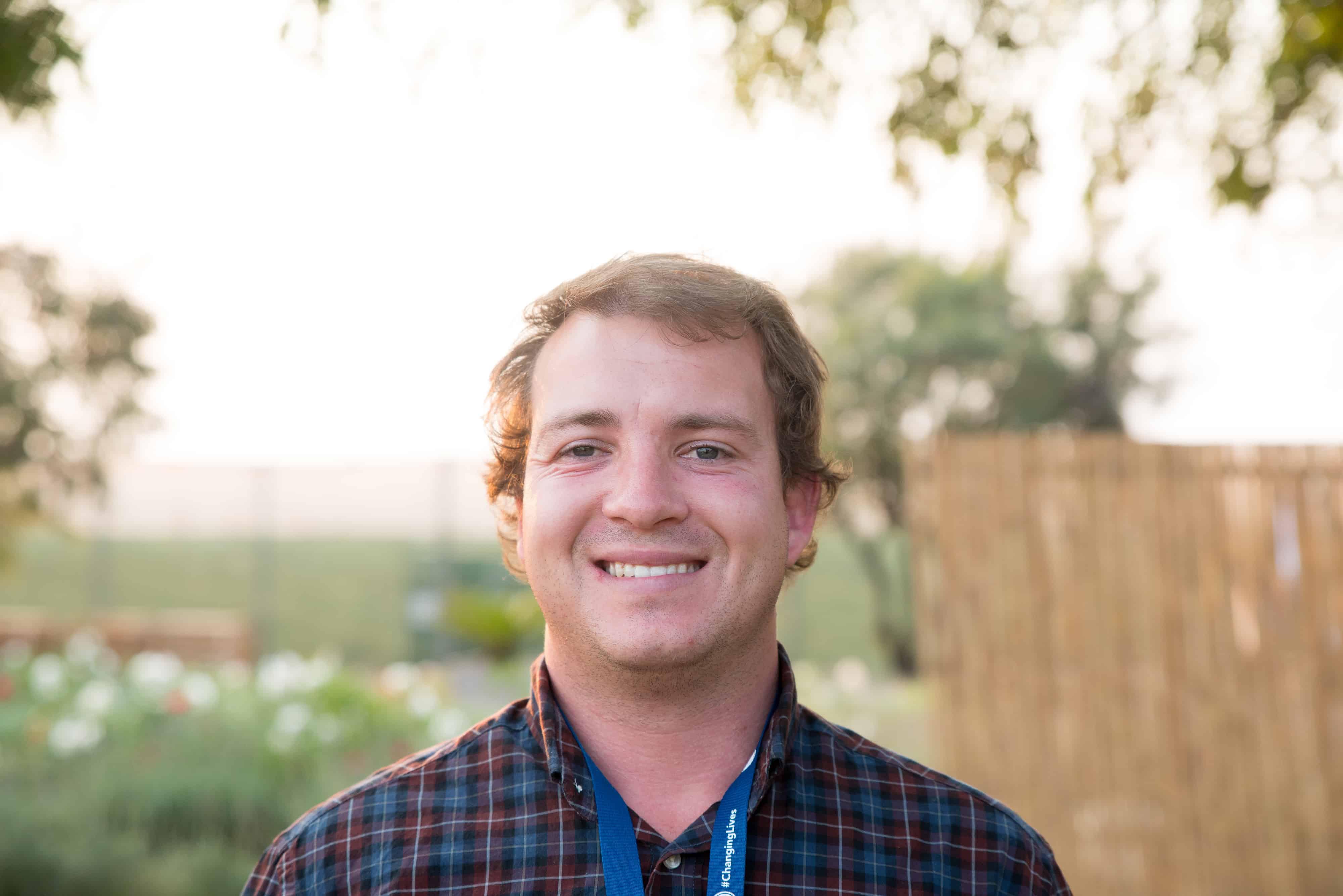 OZblu farmer Eben Wepener of Wolseley Berries