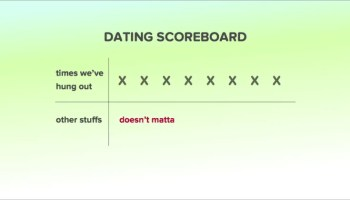 online dating first call