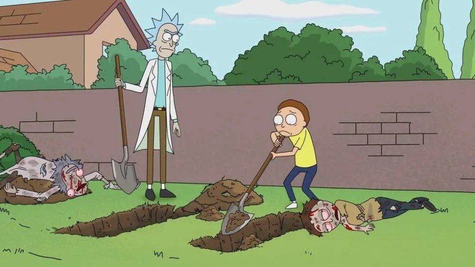 rick-morty-episode-rick-potion-no-9-bury-own-bodies-dying-early-alternative-dimension