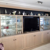SQ - Bespoke Entertainment and Display Cabinet 2
