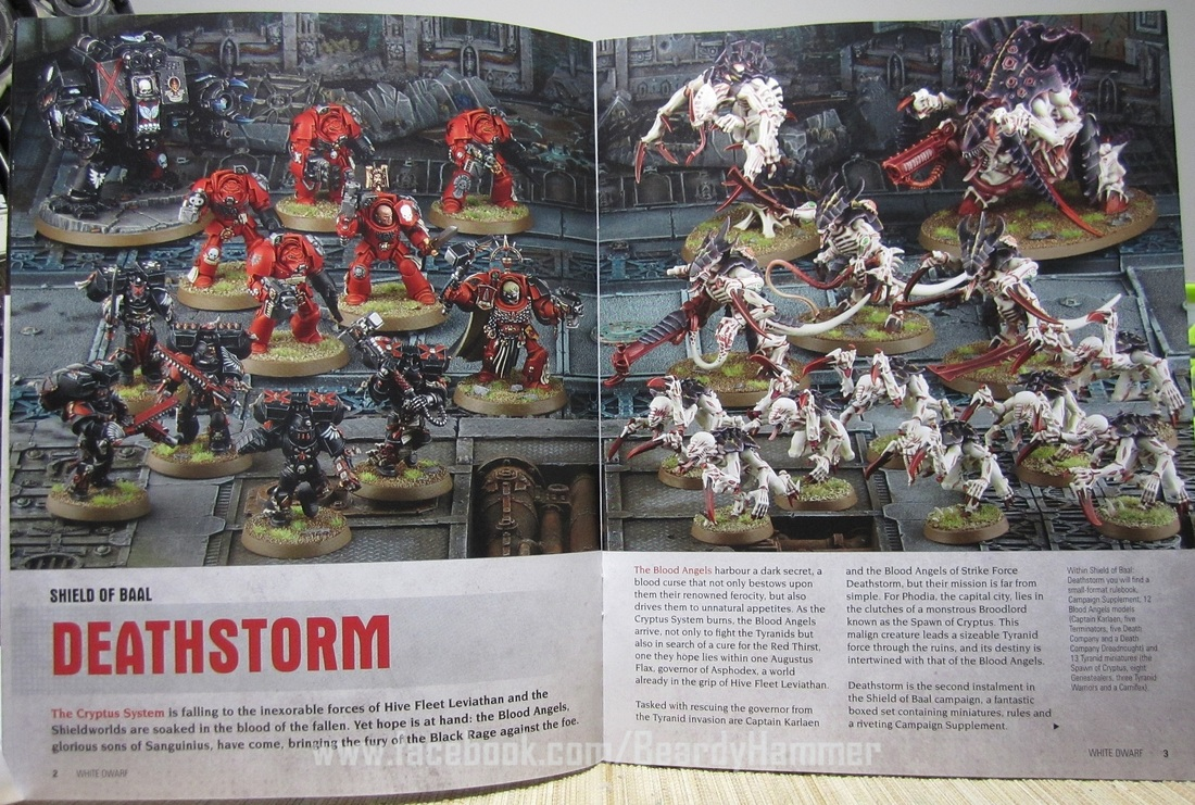 White Dwarf 44 The Blood Angels Are Upon Us
