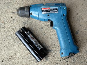 Goodbye Old Friend – Makita Cordless