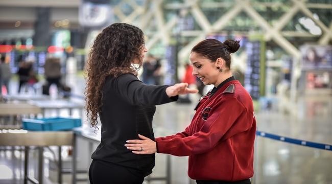 Özel Güvenlik Sektöründe kadın personel sayısı artıyor