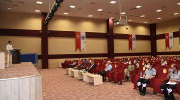 KMÜ'de Koruma Ve Güvenlik Hizmetleri Kapsamında Eğitimlere Başlandı