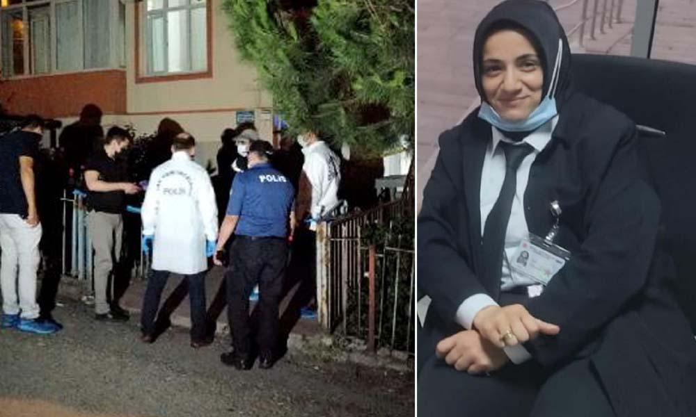 Yine erkek şiddeti, kadın özel güvenlik görevlisi hayattan koparıldı