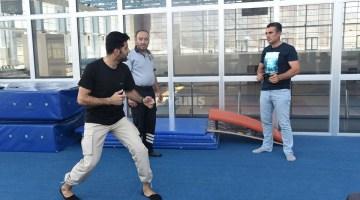 KMÜ Güvenlik Personeline Teorik ve Uygulamalı Eğitim verildi