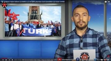 9 Mayıs Haber Bülteni (LOOMİS A.Ş' de işten çıkartılan özel Güvenlikler için karar verildi)